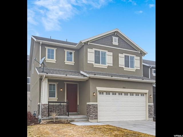 261 W WILLOW CREEK DR, Saratoga Springs UT 84045