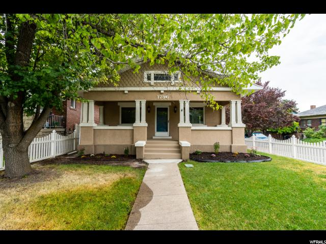 1796 S 900 E, Salt Lake City UT 84105