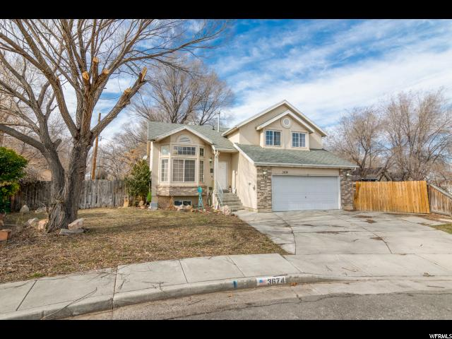 3674 PUMPKIN PATCH CIR, West Valley City UT 84120