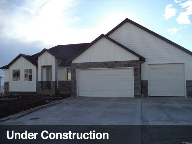 North Ogden Rambler/Ranch built 2020