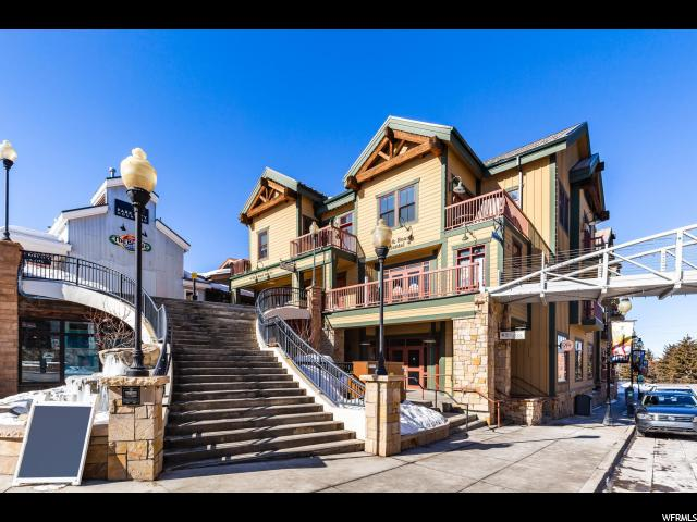 875 MAIN ST Unit 301, Park City UT 84060