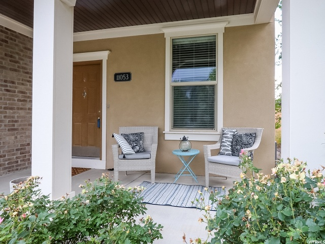 Darling front porch