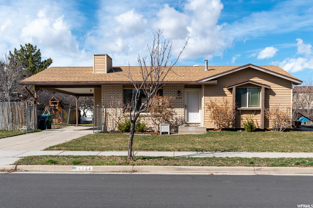 6566 S CLEMATIS WAY, West Jordan UT 84081