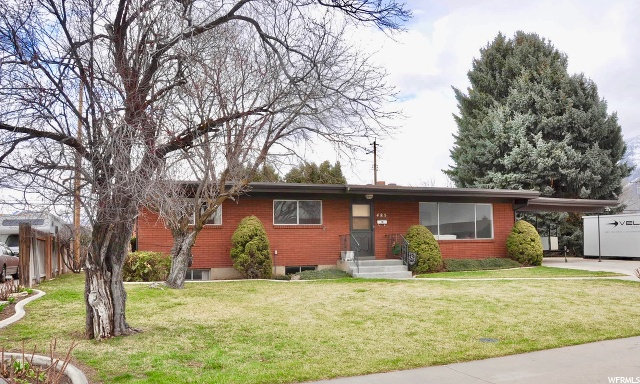 485 1960, Orem, Utah 84058, 5 Bedrooms Bedrooms, 15 Rooms Rooms,2 BathroomsBathrooms,Residential,For Sale,1960,1663064