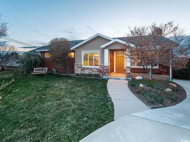 2817 E CANYON VIEW DR, Salt Lake City UT 84109