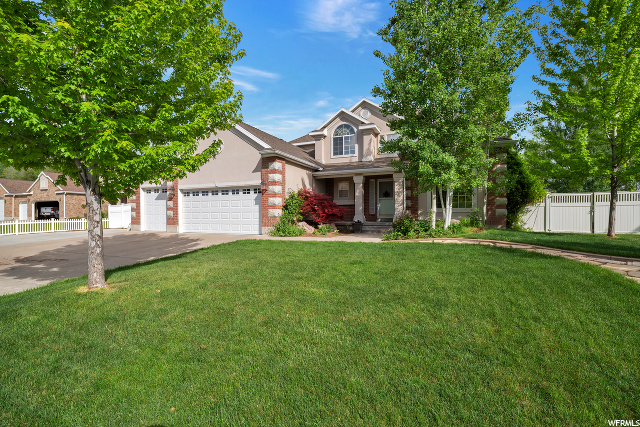 715 W MILL SHADOW DR, Kaysville UT 84037