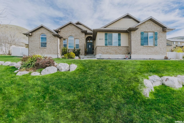 6837 CLEAR WATER, Herriman, Utah 84096, 3 Bedrooms Bedrooms, 14 Rooms Rooms,2 BathroomsBathrooms,Residential,For Sale,CLEAR WATER,1671369