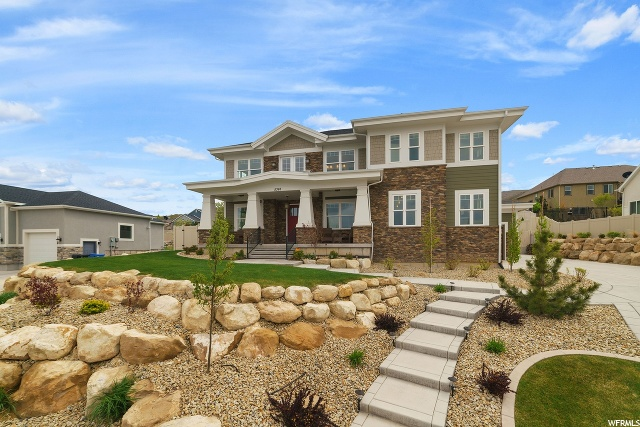 5367 AURORA VISTA, Herriman, Utah 84096, 4 Bedrooms Bedrooms, 14 Rooms Rooms,4 BathroomsBathrooms,Residential,For Sale,AURORA VISTA,1671725