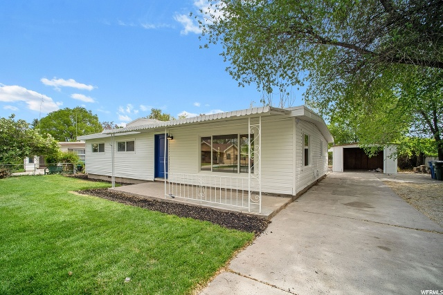 3255 BARNEY ST, West Valley City UT 84119