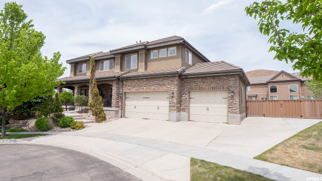 2064 W WILD ROSE CT, Lehi UT 84043