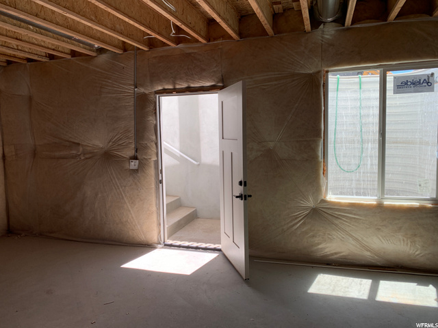 : Entry from Basement