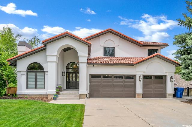 2647 E BRIDGER BLVD, Sandy, Utah 84093, 5 Bedrooms Bedrooms, ,5 BathroomsBathrooms,Single Family,For Sale,BRIDGER,1675652