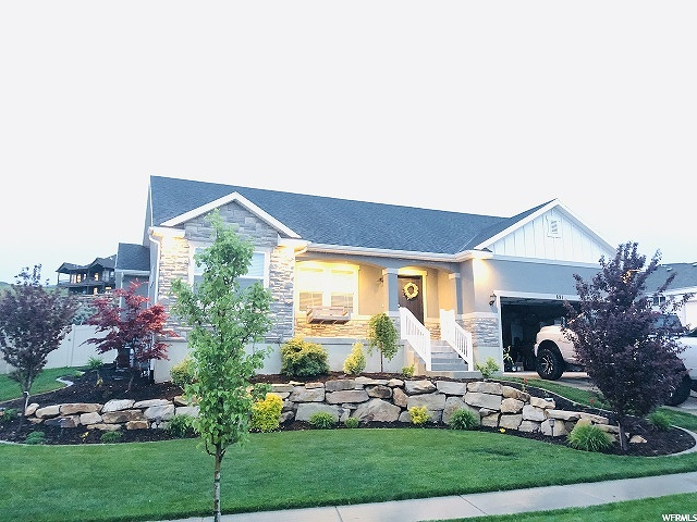 691 W VALLEY VIEW DR, Saratoga Springs UT 84045