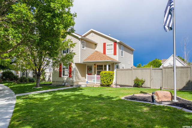 7778 N MOUNTAIN ASH WAY, Eagle Mountain UT 84005