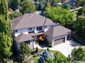 208 N WOOD HILL LN, North Salt Lake UT 84054