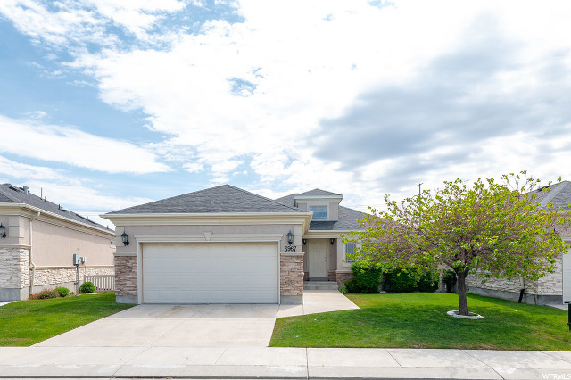 6967 S OVERVIEW WAY, West Jordan UT 84084