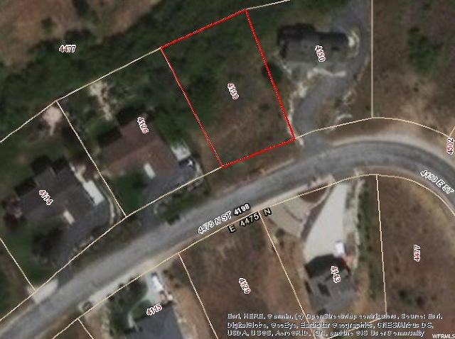 4138 E 4475 N, Eden, Utah 84310, ,Land,For sale,4475,1676795