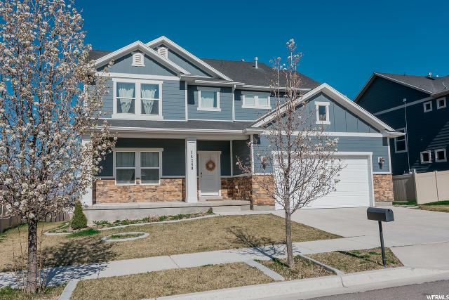 14349 ATTLEBORO, Herriman, Utah 84096, 4 Bedrooms Bedrooms, 14 Rooms Rooms,3 BathroomsBathrooms,Residential,For Sale,ATTLEBORO,1677625