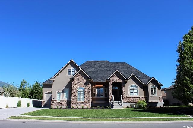 1643 LEOLA, Kaysville, Utah 84037, 7 Bedrooms Bedrooms, 22 Rooms Rooms,4 BathroomsBathrooms,Residential,For Sale,LEOLA,1677980