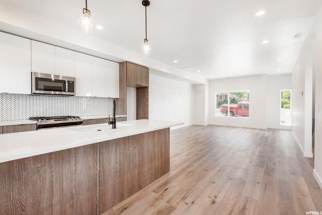 Kitchen/Living - Main Level