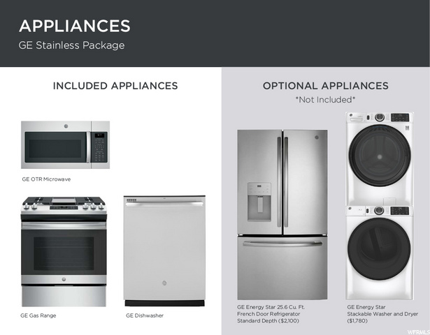Appliance Packages