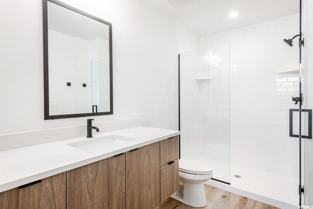 Master Bathroom - Level 2: Similar Unit Shown