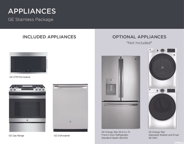 Appliance Package