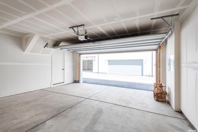 2 Car Garage: Similar Unit Shown