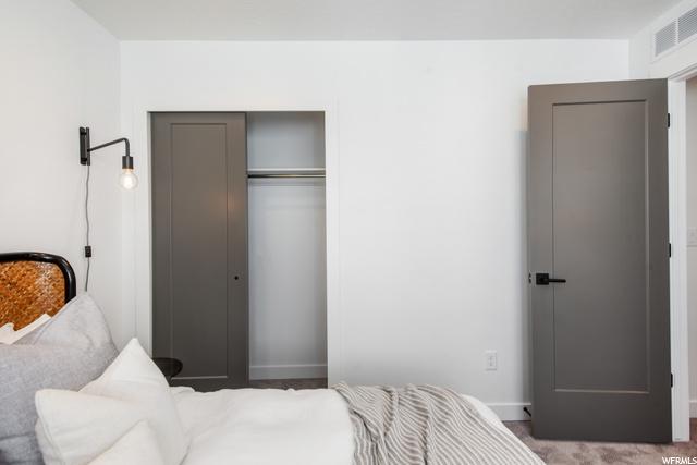 Secondary Bedroom - Level 3: Similar Unit Shown