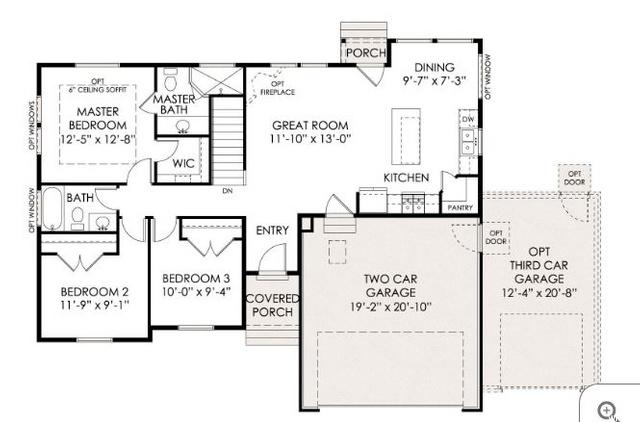 1719 1030, Heber City, Utah 84032, 3 Bedrooms Bedrooms, 9 Rooms Rooms,2 BathroomsBathrooms,Residential,For Sale,1030,1684652