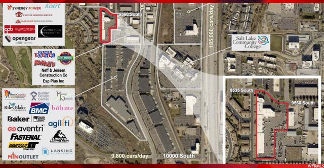611 9560, Sandy, Utah 84070, ,Commercial Lease,For Sale,9560,1689186