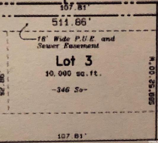 346 160, Centerville, Utah 84014, ,Land,For sale,160,1690800