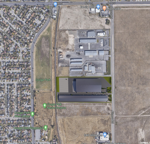 6510 Airport, West Jordan, Utah 84084, ,Commercial Sale Commercial Lease,For sale,Airport,1709240