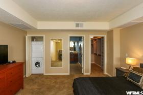 Doors to M Bath, closet, laundry