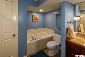 Master Bath & pantry