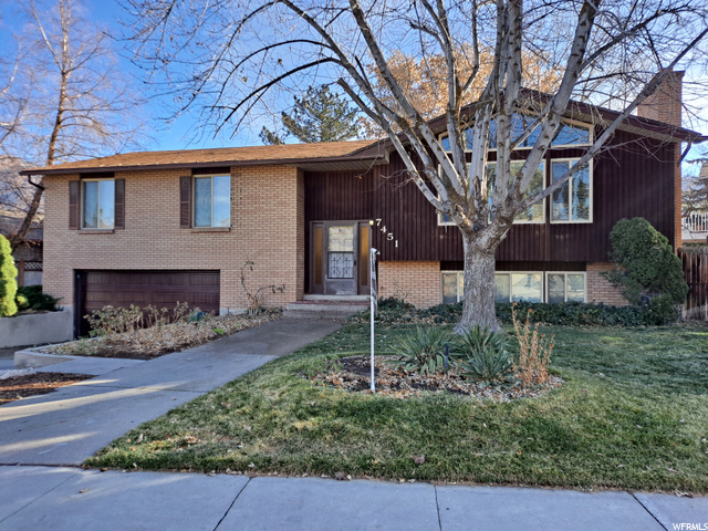 7451 S CURTIS DR, Cottonwood Heights UT 84121