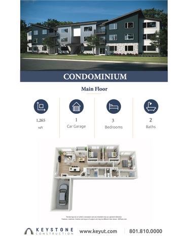 1079 W 480 S #D-101, American Fork, Utah 84003, 3 Bedrooms Bedrooms, 10 Rooms Rooms,2 BathroomsBathrooms,Residential,For sale,480,1713947