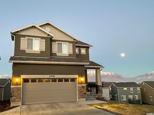 2958 S WILLOW CREEK DR, Saratoga Springs UT 84045