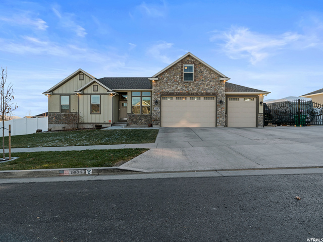 7339 W ABERFORD DR, West Jordan UT 84081