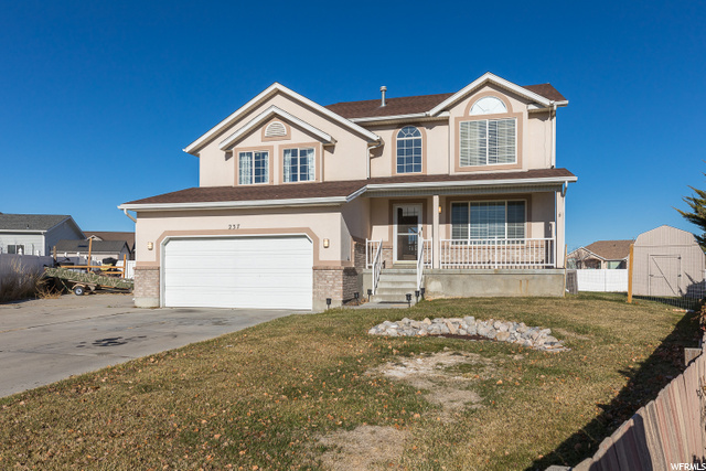 237 N LAKEVIEW, Stansbury Park UT 84074
