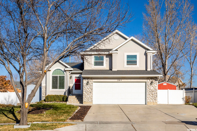 541 E WOOD ROSE CIR, Midvale UT 84047