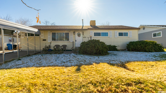4105 W 4835 S, Salt Lake City UT 84118