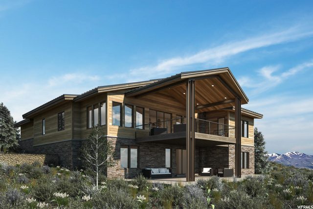 7471  GOLDEN BEAR LOOP ##90, Park City UT 84098