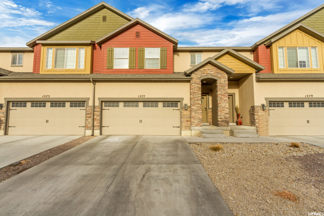 1277 N WILLOWBROOK, Saratoga Springs UT 84045