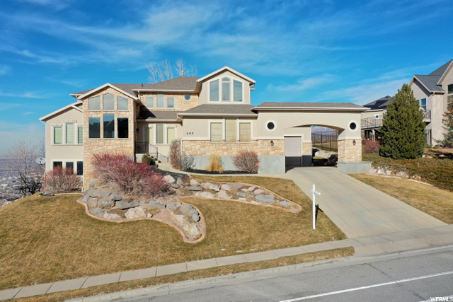 495 E EAGLE RIDGE DR, North Salt Lake UT 84054