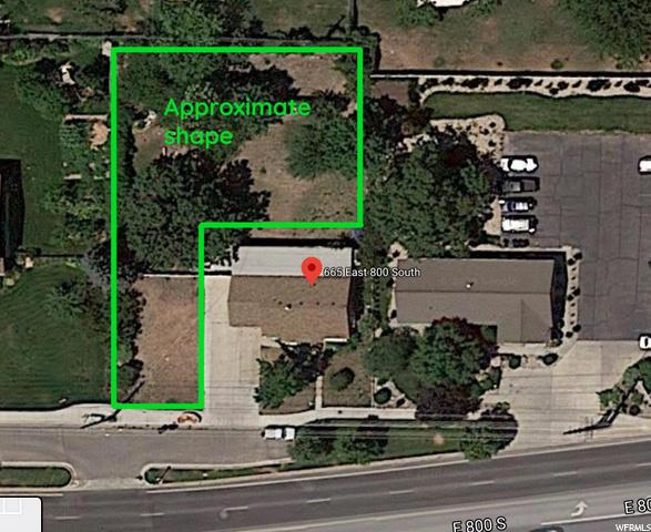Orem, Utah 84097, ,Land,For Sale,800,1720782