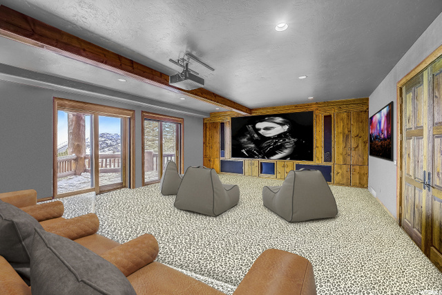 Not an actual photo, image showing remodel potential