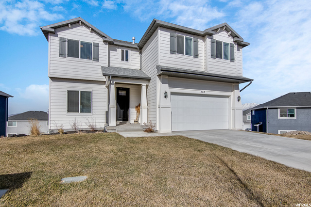 863 N STALLION DR, Spanish Fork UT 84660