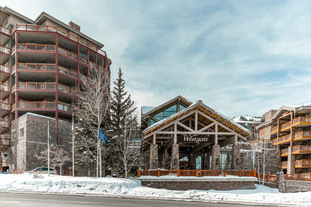 3000  CANYONS RESORT DR #4807B, Park City UT 84098