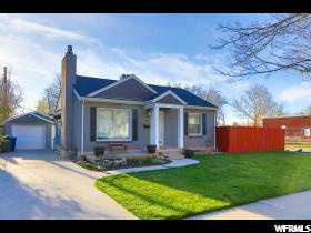 2764 S 1500 E, Salt Lake City UT 84106